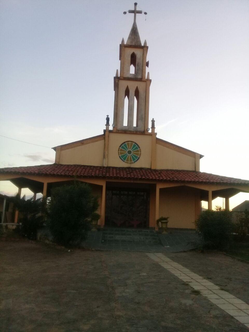 area missionária são bartolomeu e santa rita